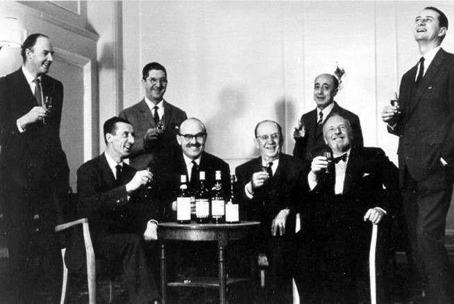 El Consejo Regulador celebra los cincuenta años del Pleito del Sherry.(Spanish)