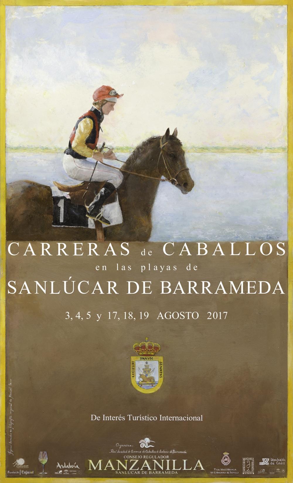 Discover Sherry recommends: Carreras de Caballos en Sanlúcar de Barrameda / Horse racing in Sanlúcar deBarrameda
