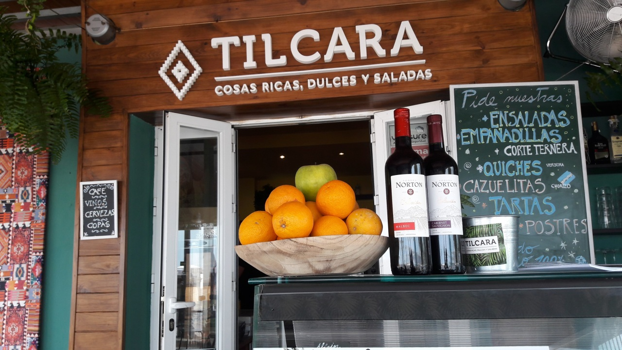Discover Sherry recommends: Tilcara – Cosas Ricas, Dulces y Saladas, in Puerto Sherry