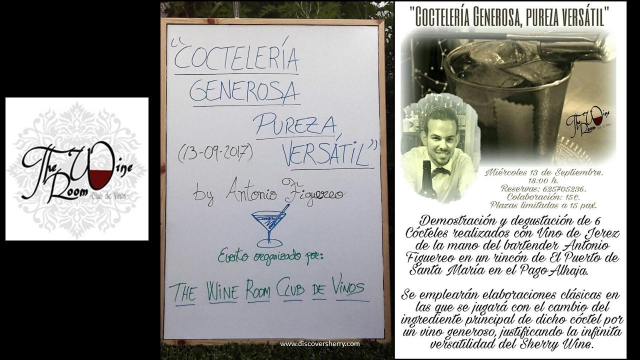 """Vídeo """"Coctelería Generosa – PurezaVersátil"""""""
