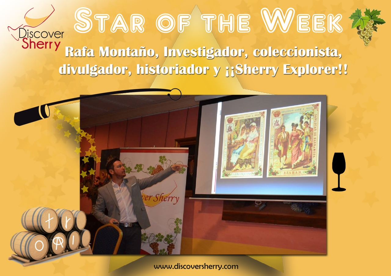 STAR of the WEEK: Rafa Montaño