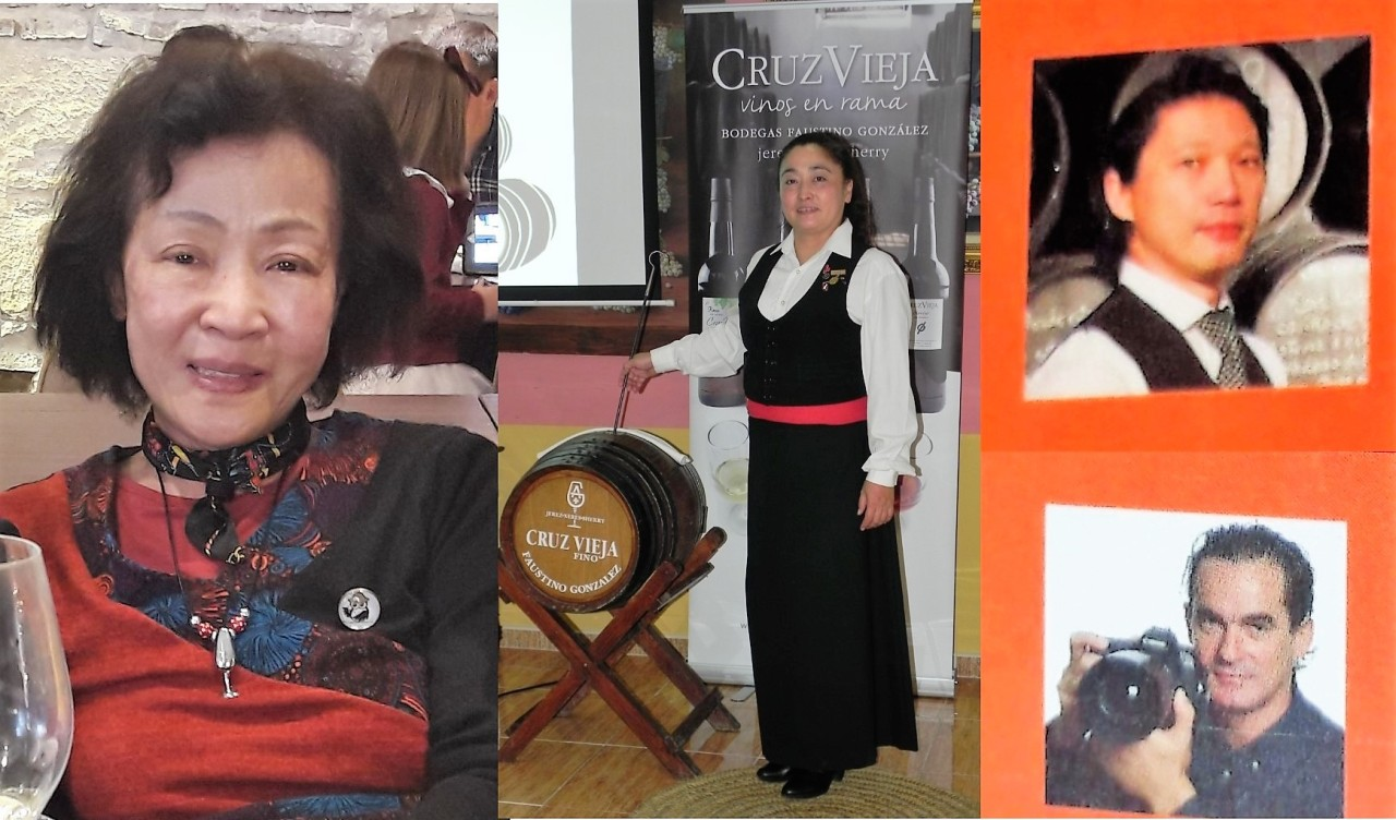 Jerez-Japón. Sherry, Duende en la Bota / Jerez – Japan.  Sherry, the Spirit in the Cask
