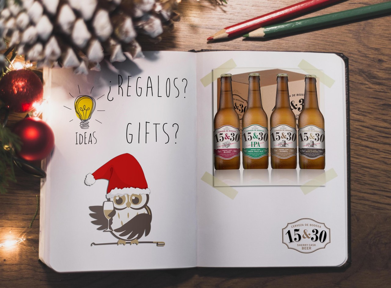 Ideas para regalar: Sherry Beers