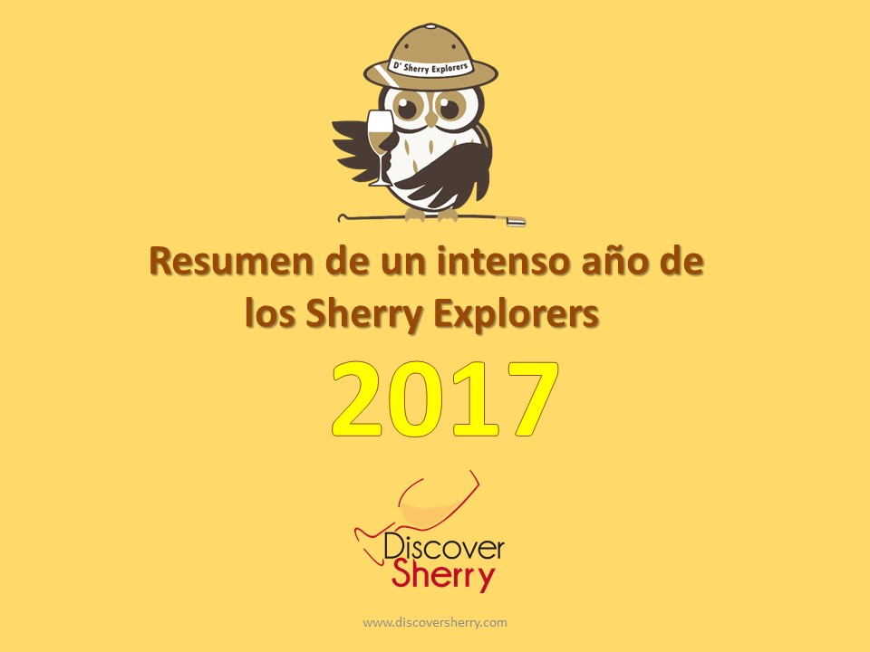 El intenso año de los Sherry Explorers /An Intense Year for the Sherry Explorers