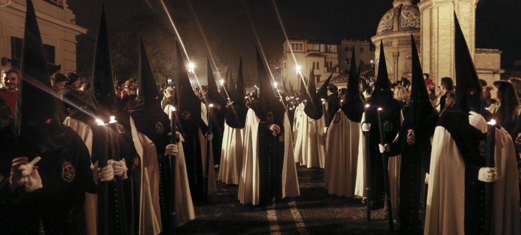 Hoods and Robes during Semana Santa (English)