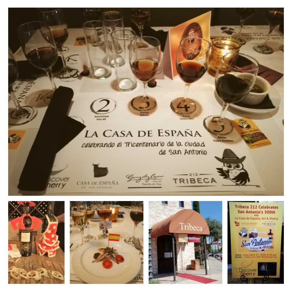 Primera cata de Discover Sherry en San Antonio, TEXAS. (Vídeo) / Discover Sherry´s First Tasting in San Antonio, TEXAS (Video)