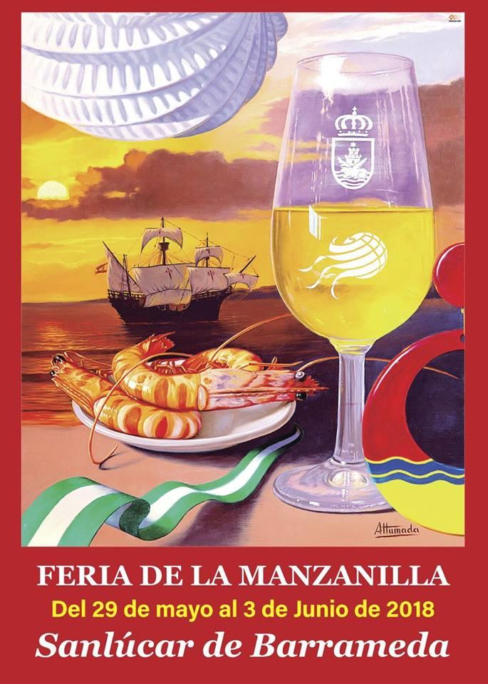 Feria de la Manzanilla de Sanlúcar deBarrameda.