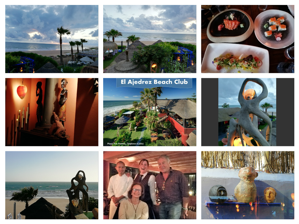 Discover Sherry recommends: El Ajedrez Beach Club, Chipiona