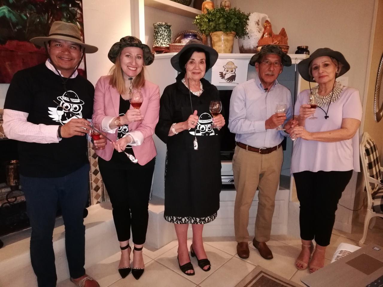 Viaje a Texas – Nuevos Sherry Explorers en El Paso / Trip to Texas – New Sherry Explorers in ElPaso
