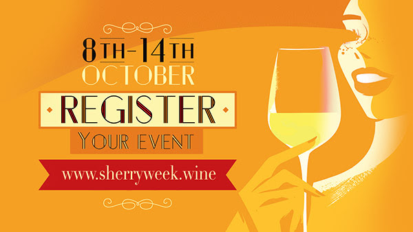 International Sherry Week 2018: Sherry Explorers!  Register your event now!!