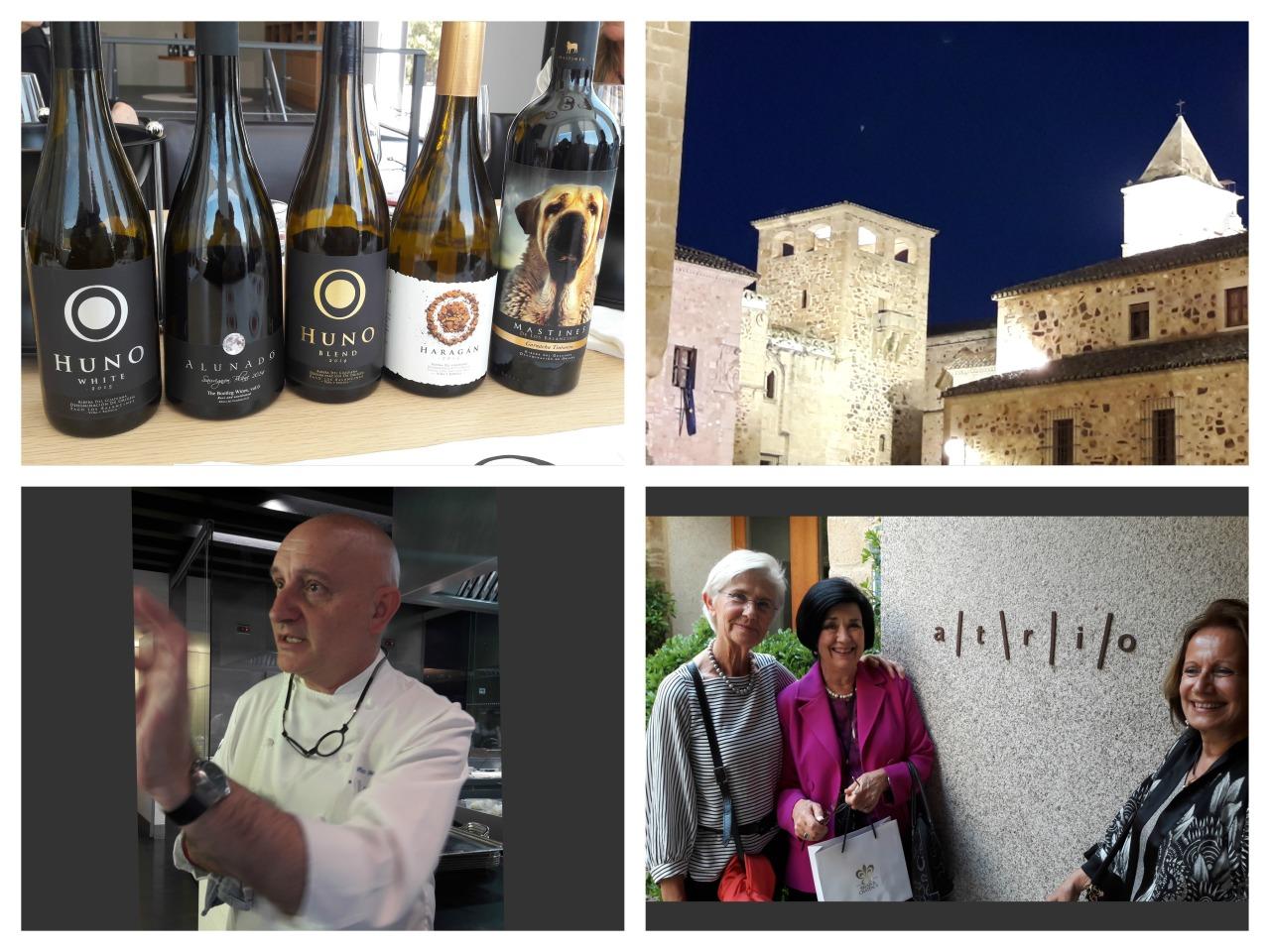 Recuerdos de Discover Sherry: Cáceres / Discover Sherry Memories:Cáceres