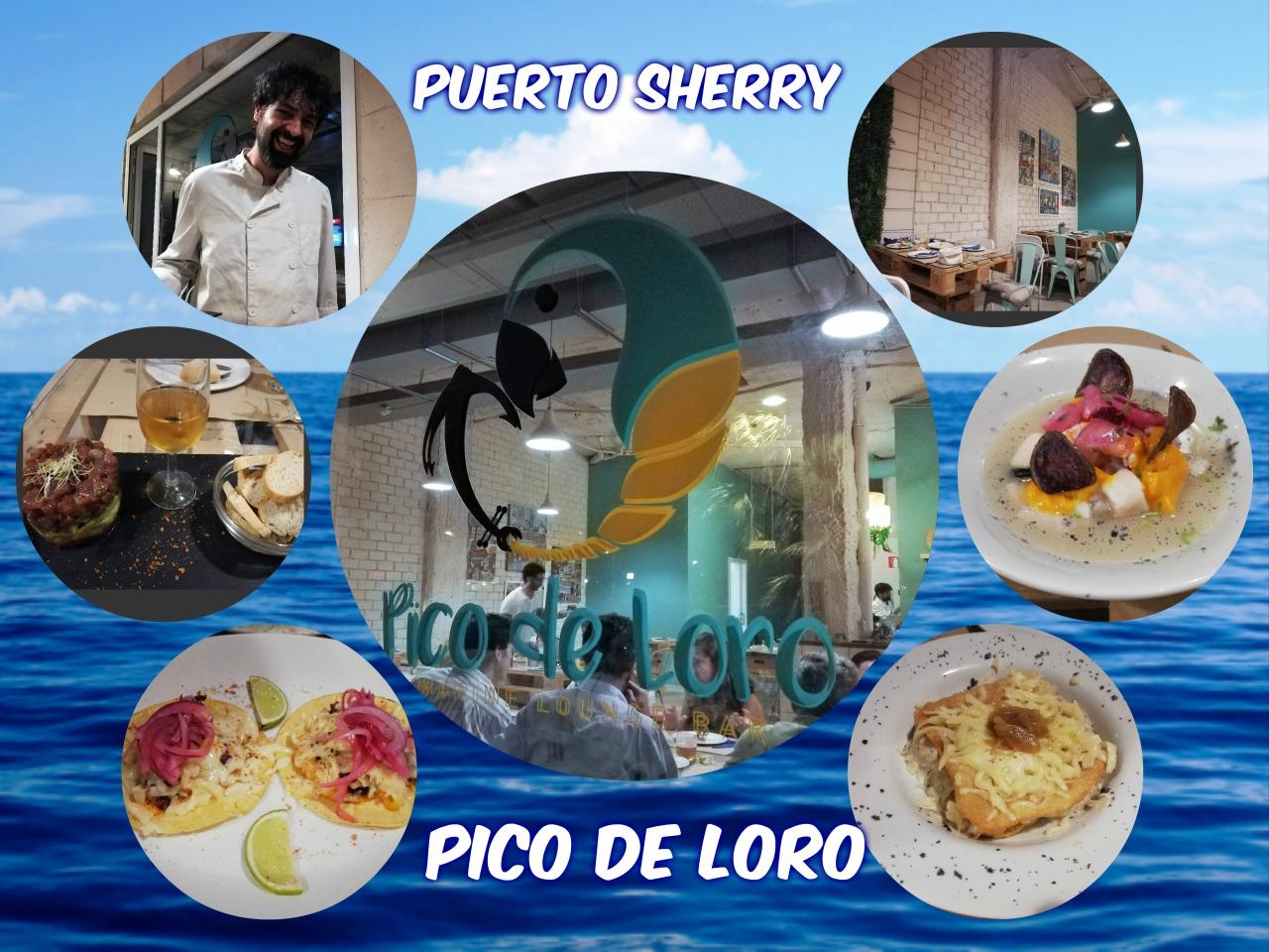 Discover Sherry recommends: Pico de Loro en PuertoSherry