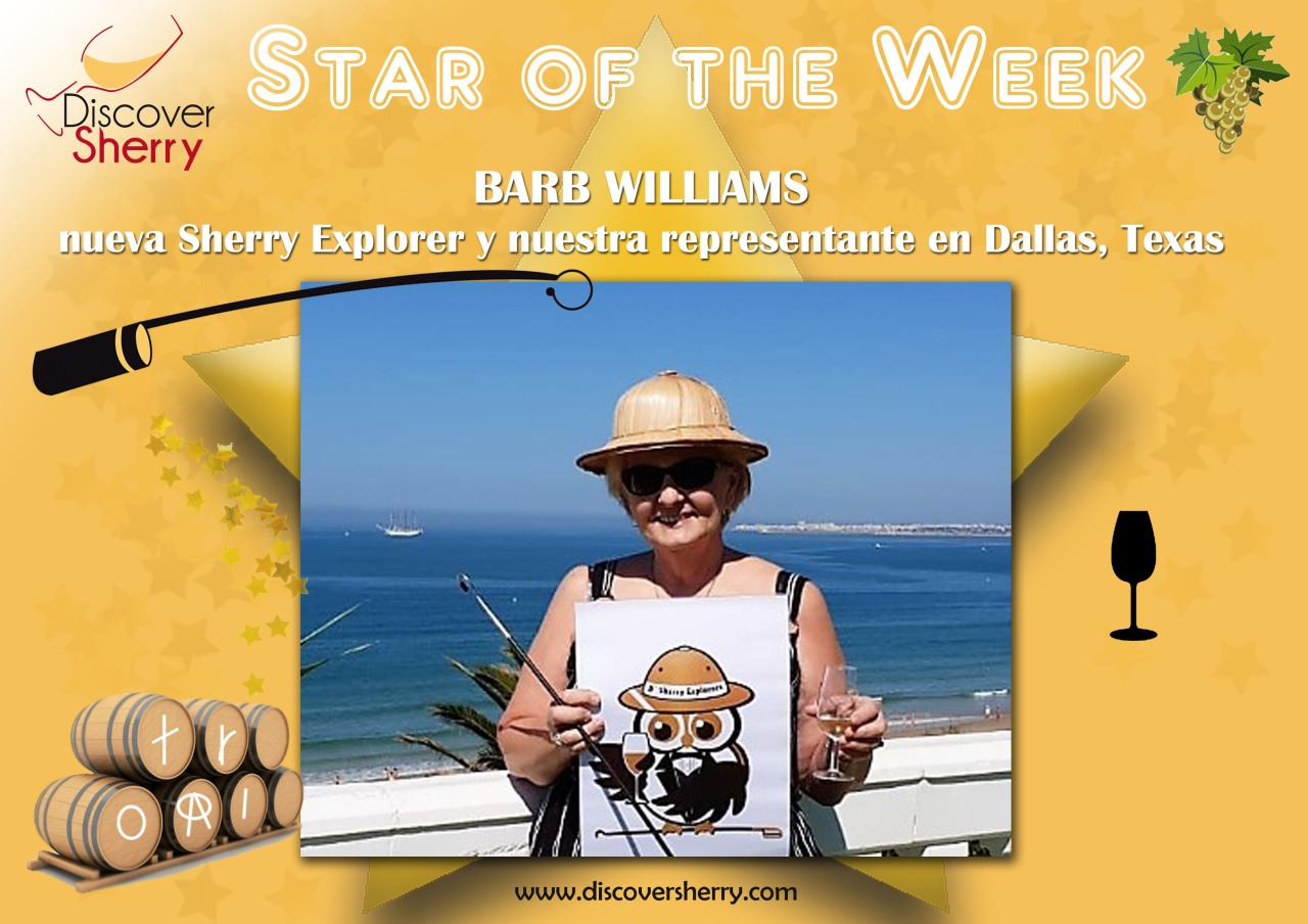 Star of the Week: Barb Williams de Dallas, Texas, Nueva Sherry Explorer