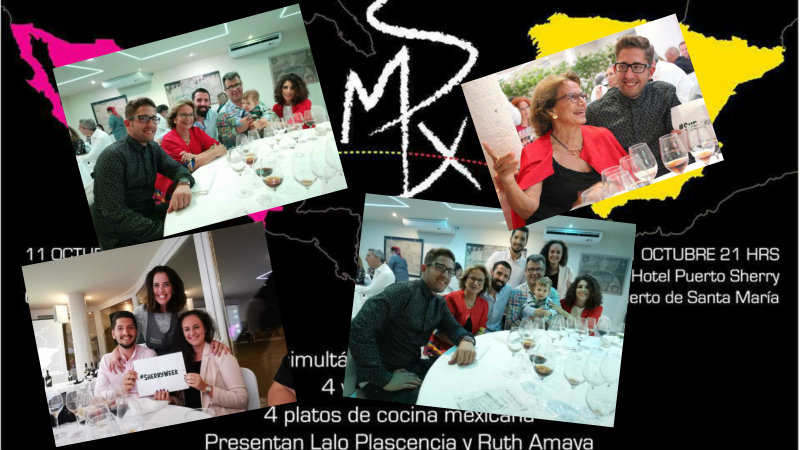 International Sherry Week con SherryMX en el Hotel Puerto Sherry/ International Sherry Week with SherryMX at the Puerto Sherry Hotel