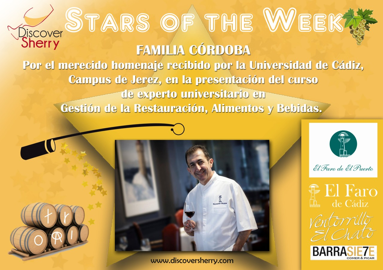 Stars of the Week: Familia Córdoba