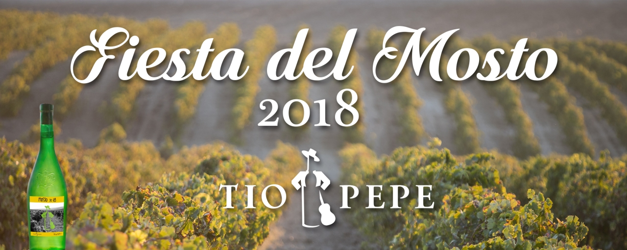 Discover Sherry recommends: Fiesta del Mosto 2018 en La Viña Lagar de laCanariera