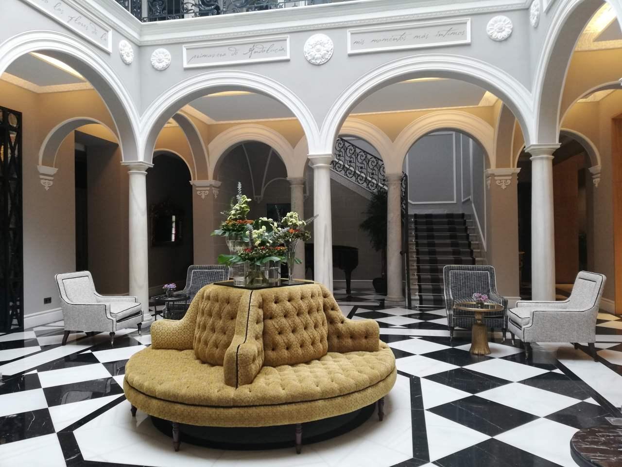 Discover Sherry recommends: Hotel Casa Palacio MaríaLuisa.
