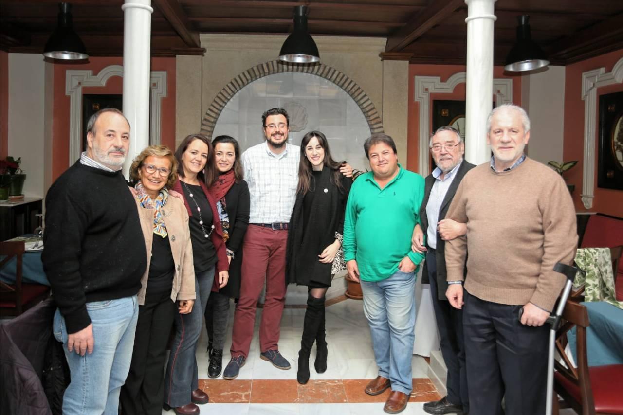 Encuentros con la Prensa, Puerto de Santa María(Spanish)