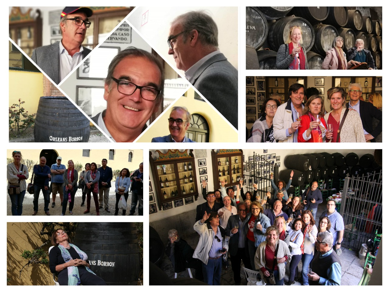 Las aventuras de los Sherry Explorers en Sanlúcar y descubriendo la Manzanilla!!/ The adventures of the Sherry Explorers in Sanlúcar, while they discovered Manzanilla wine!