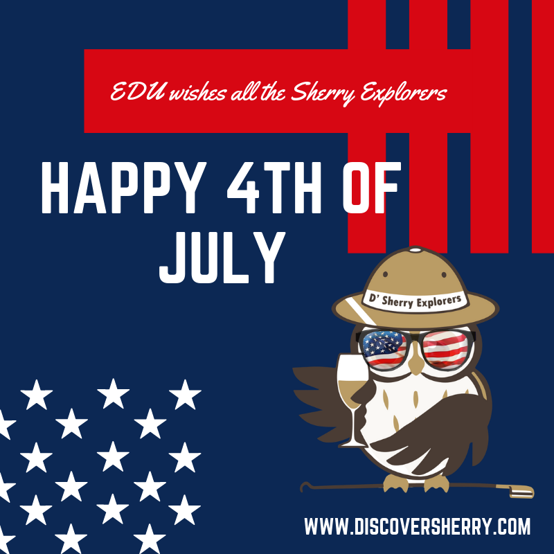 Happy 4th of July to all Sherry Explorers!!