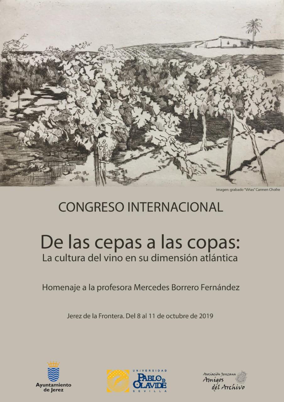 Congreso Internacional: De las cepas a la copas. Jerez.(Spanish)