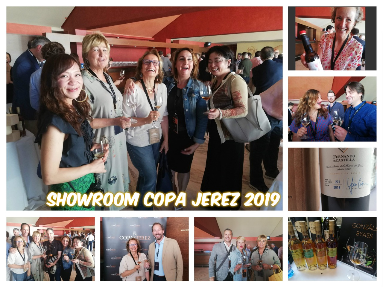 SHOWROOM: VIII Copa Jerez Forum and Competition