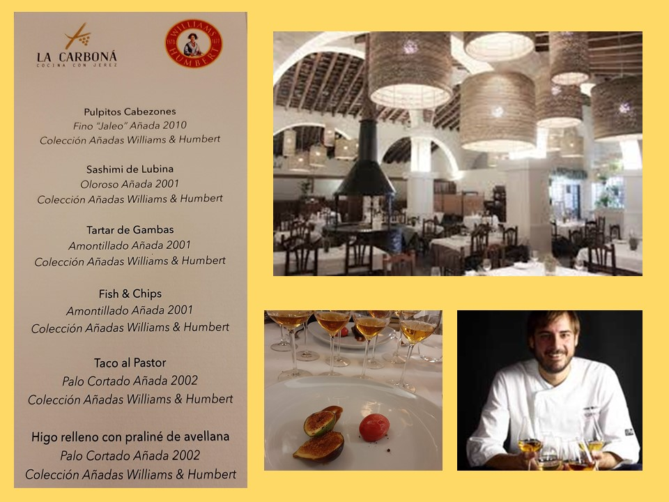 Discover Sherry recommends: La Carboná Restaurant in Jerez