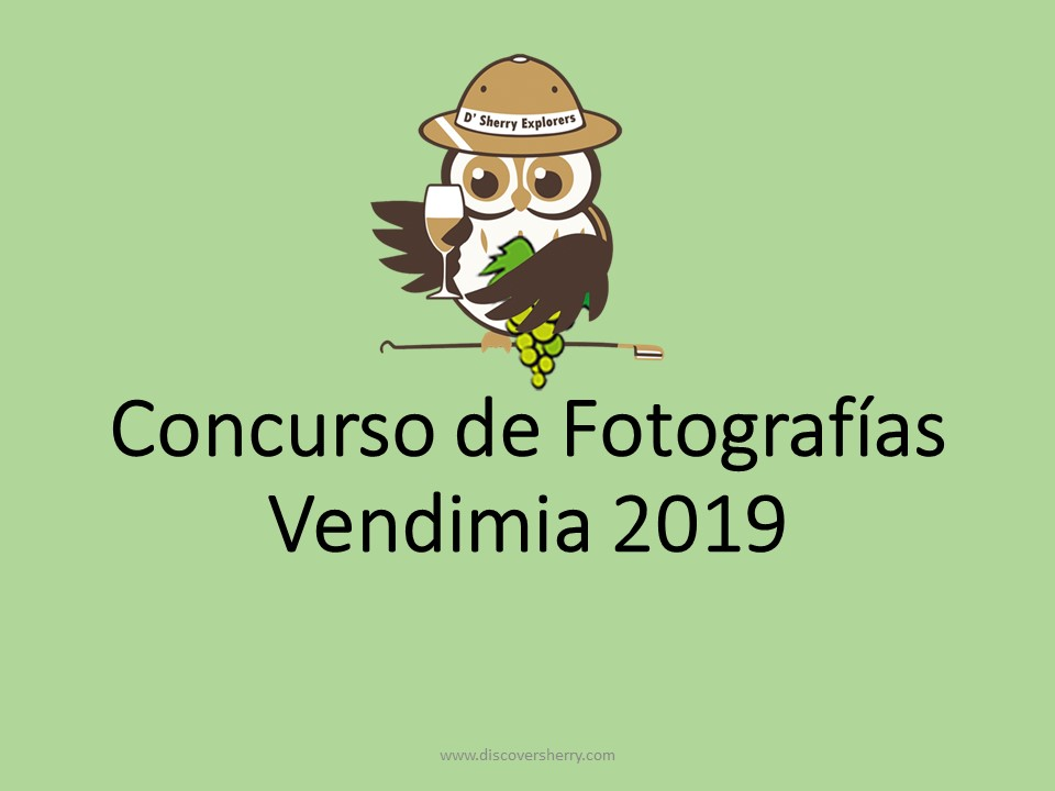 Concurso Fotografía Vendimia de los Sherry Explorers / Sherry Explorers´Harvest Photo Competition
