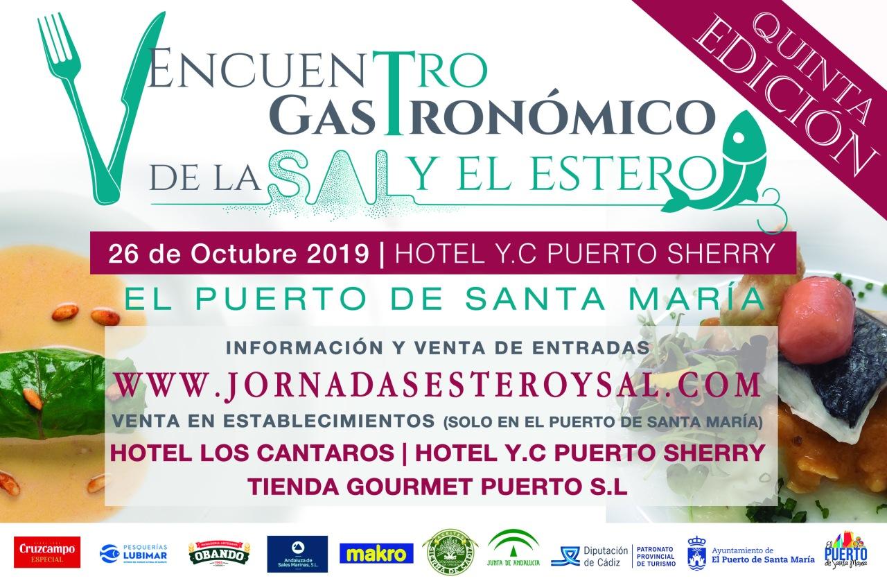 Discover Sherry recommends: V Encuentro Gastronómico de la Sal y elEstero