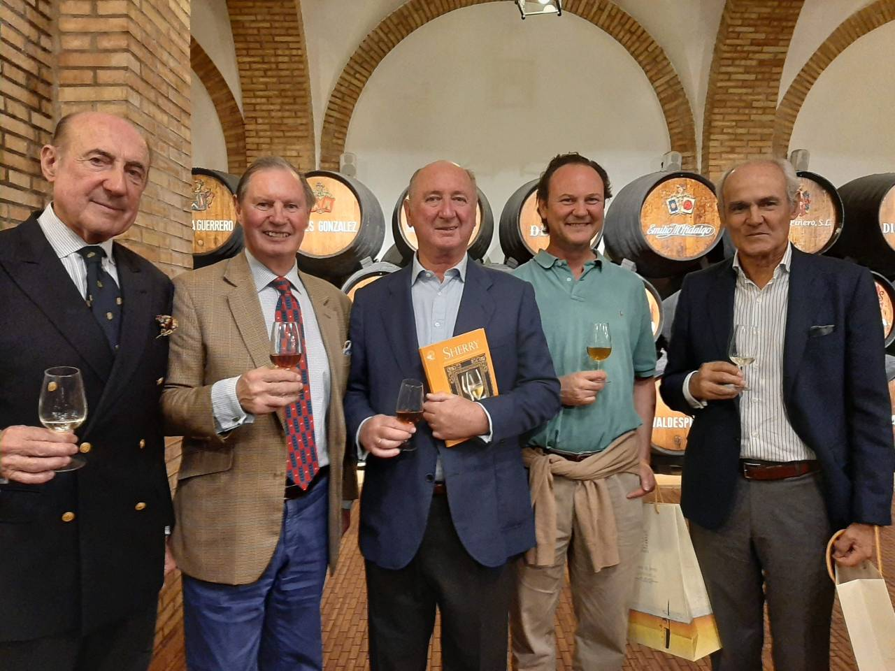 Sherry – Maligned, Misunderstood, Magnificent! Launched!!