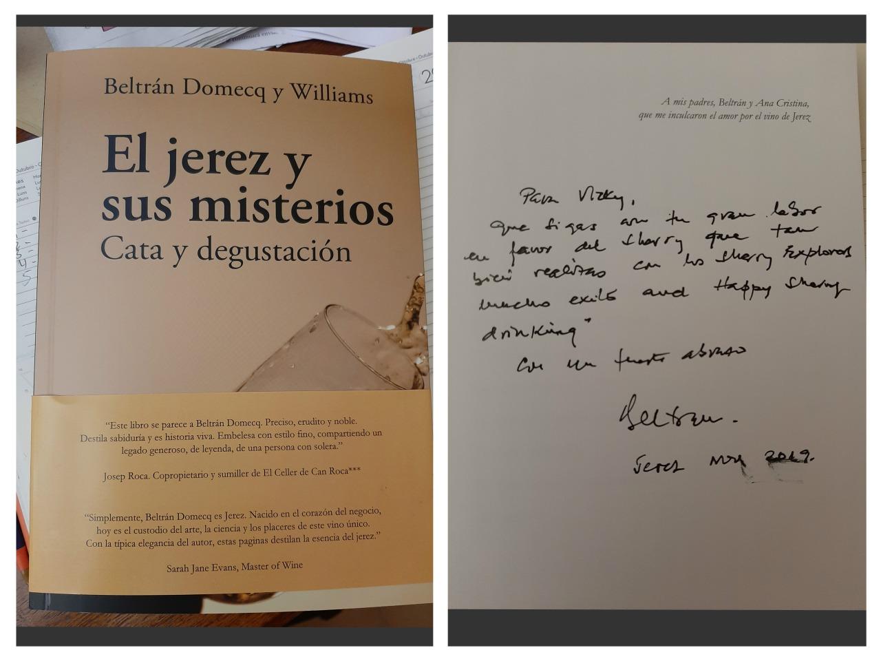 Discover Sherry recommends: El jerez y sus misterios. Edición 2019(Spanish)