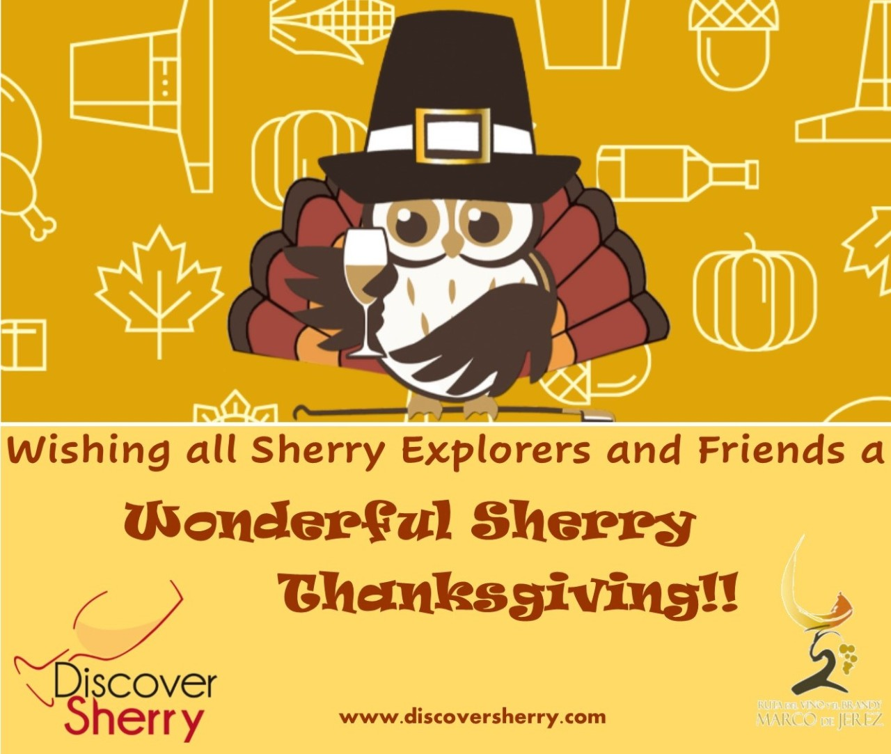 Happy Sherry Thanksgiving!!
