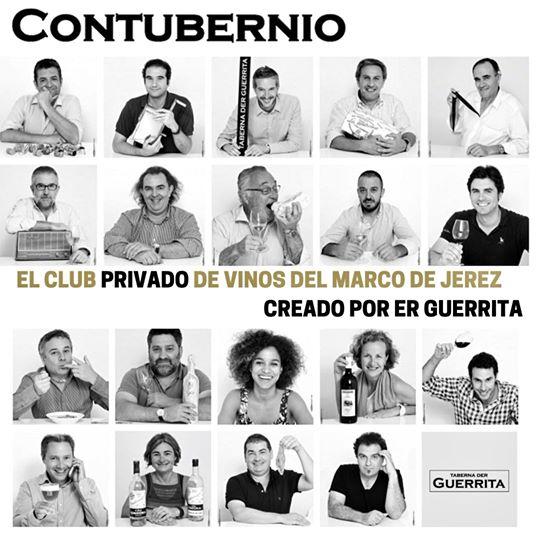 Discover Sherry recommends: Club Contubernio, Club secreto de vinos del Marco deljerez.