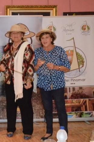 Nota de Fátima R. Lassaletta, futura Sherry ExplorerHonoraria