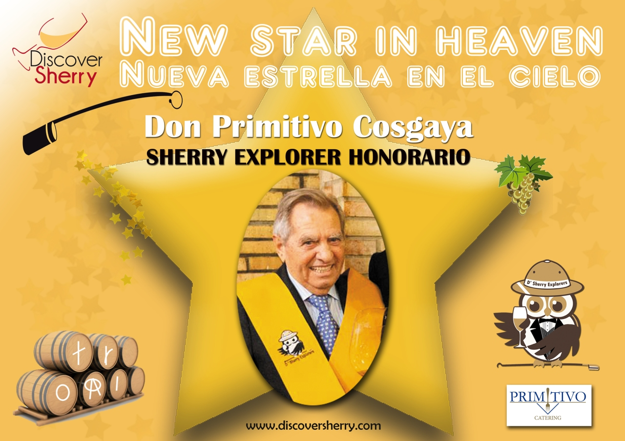 Don Primitivo Cosgaya: Una estrella en el cielo /  A New Star in Heaven