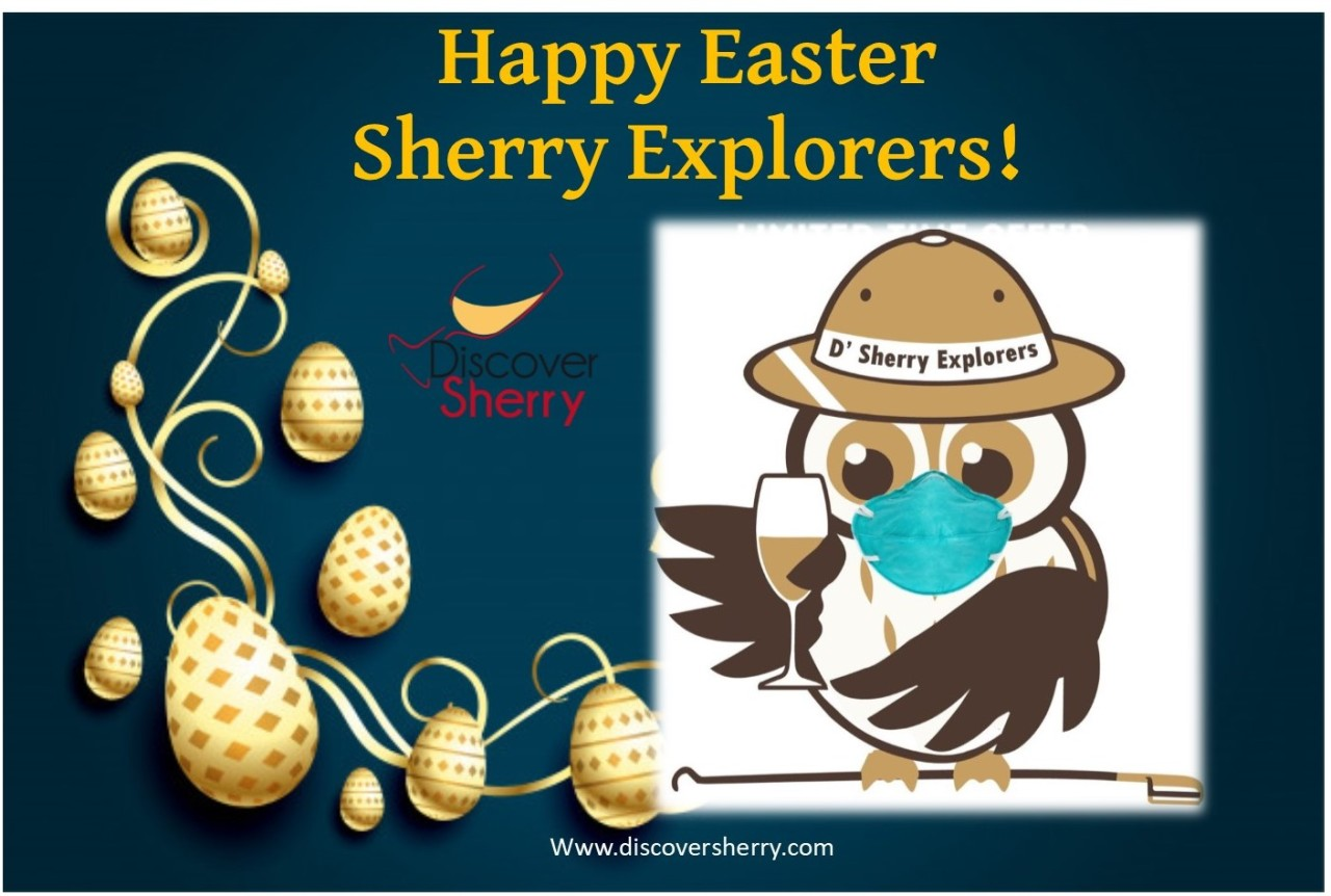Happy Easter Sherry Explorers!
