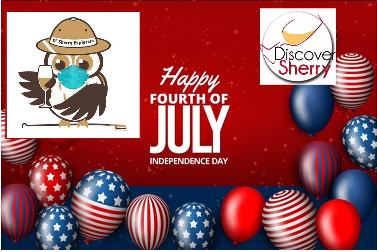 Happy 4th of July, Sherry Explorers!