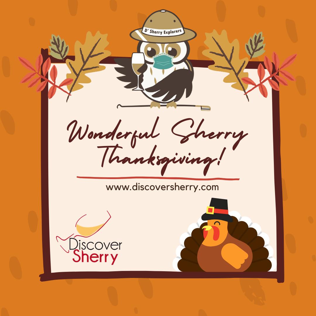 Wonderful Sherry Thanksgiving!