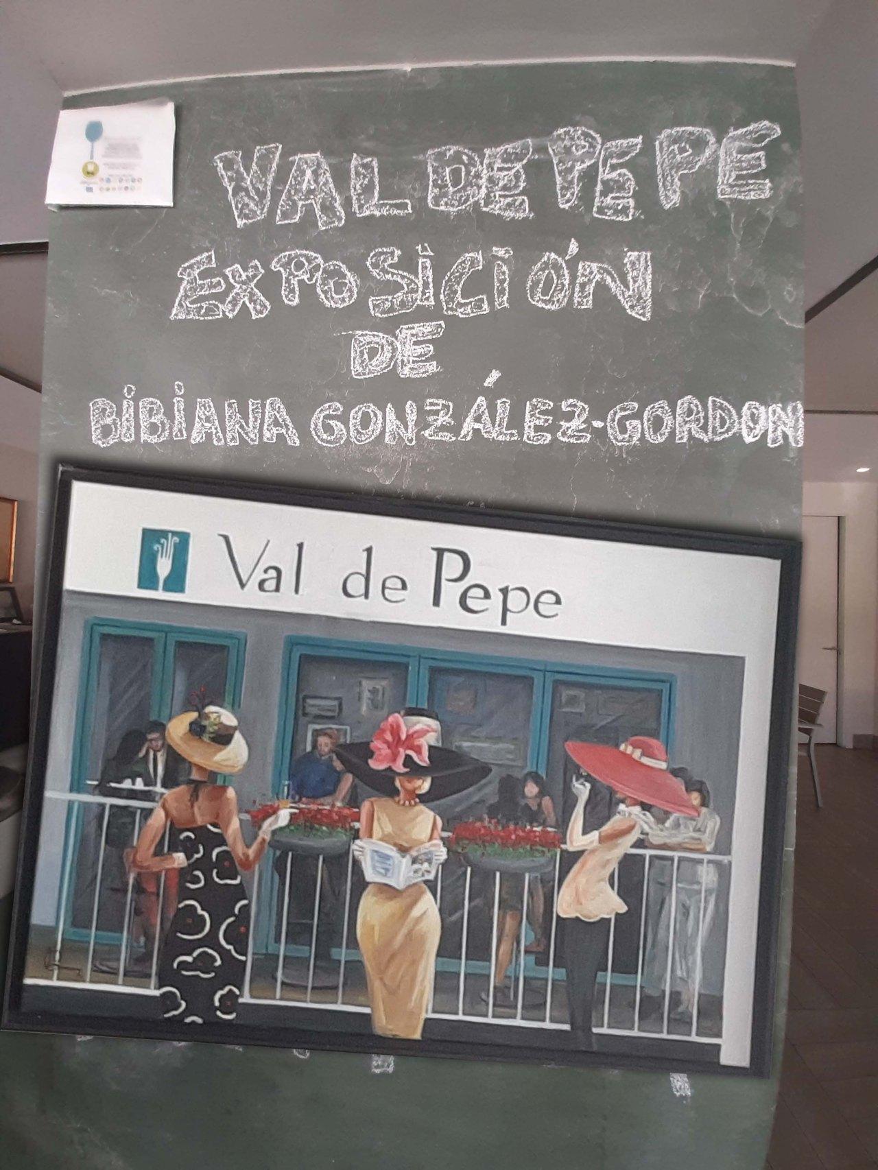 El Arte de los Sherry Explorers: BibianaGonzález-Gordon