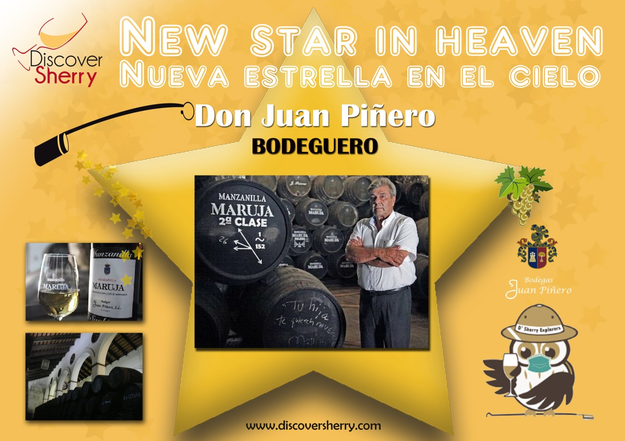 New Star in Heaven: Don Juan Piñero