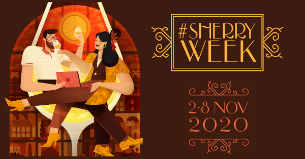 SAVE THE DATE:  International Sherry Week 2021 (Spanish)