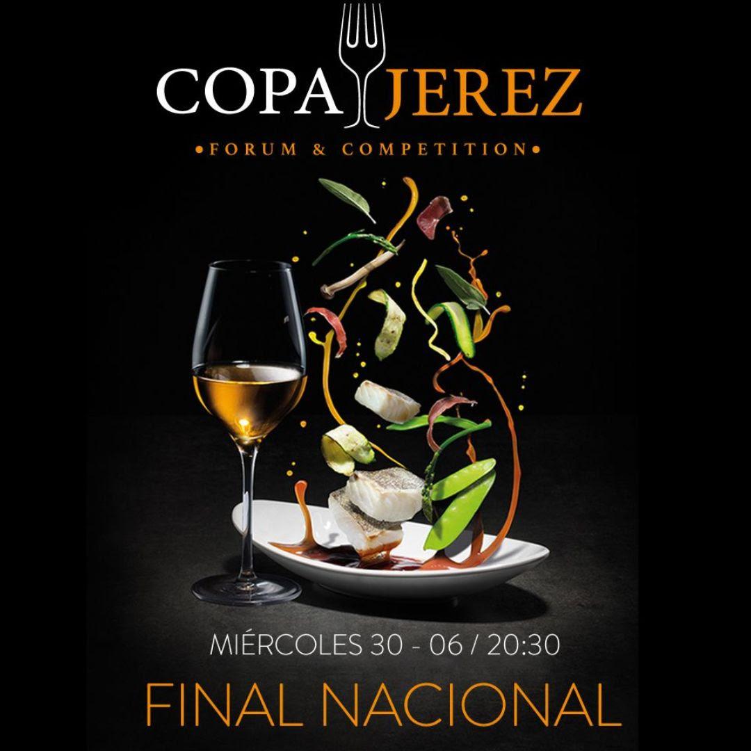 FINAL NACIONAL DE LA COPA JEREZ.           En directo.(Spanish)