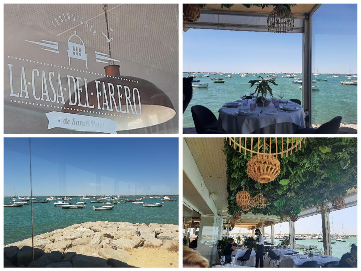 Discover Sherry Recommends: La Casa delFarero