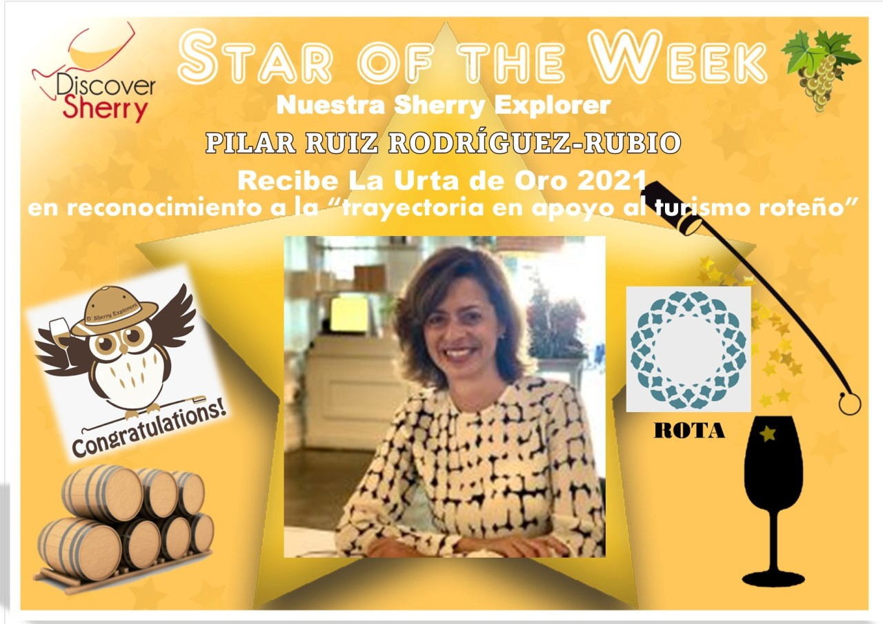 Discover Sherry                   STAR OF THEWEEK