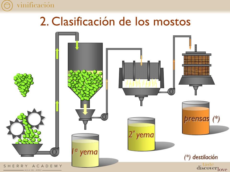 RESULTADOS DEL SHERRY EXPLORERS´ TEST 2(Spanish)