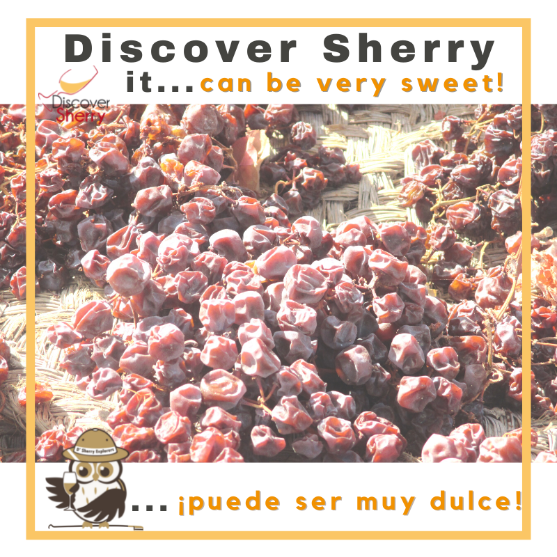 Discover Sherry, it can be… verysweet!