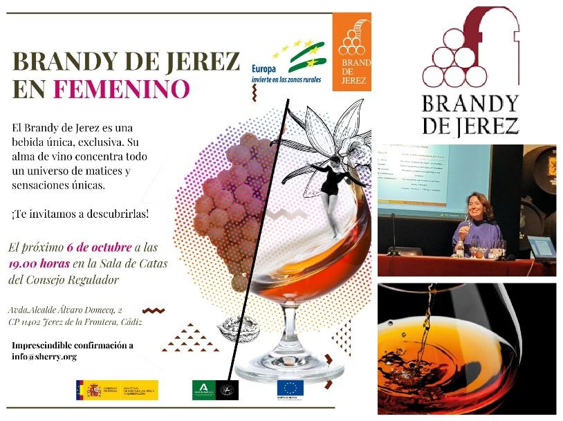 BRANDY DE JEREZ EN FEMENINO – SHERRY BRANDY, LADIESONLY